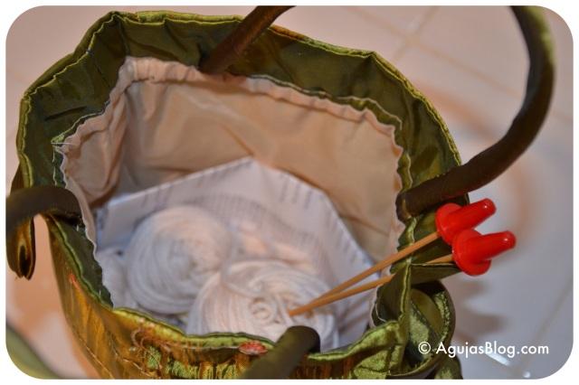 Silk Project Bag 2